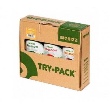 TryPack Indoor 750ml - Biobizz - 1