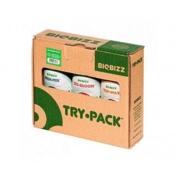 TryPack Outdoor 750ml - Biobizz - 1