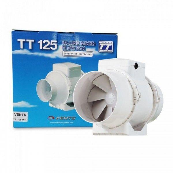 Extractor TT 125 (220/280 m3/h ) - VENTS - 1