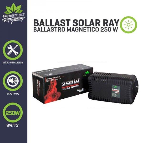 Balastro 250w Plug and Play  - Grow Genetics - 1