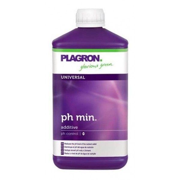 PH Min 500ml - Plagron - 1