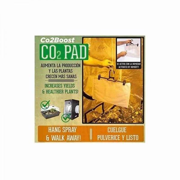 CO2 Pad + Percha - CO2 Boost - 1
