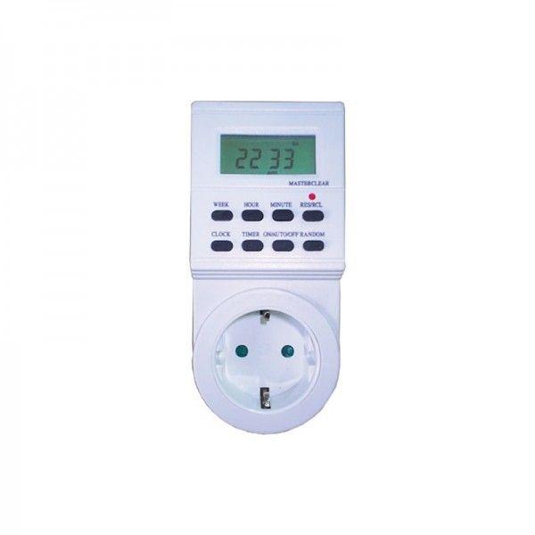 Temporizador Digital 220-240 V/50HZ - Cornwall - 1
