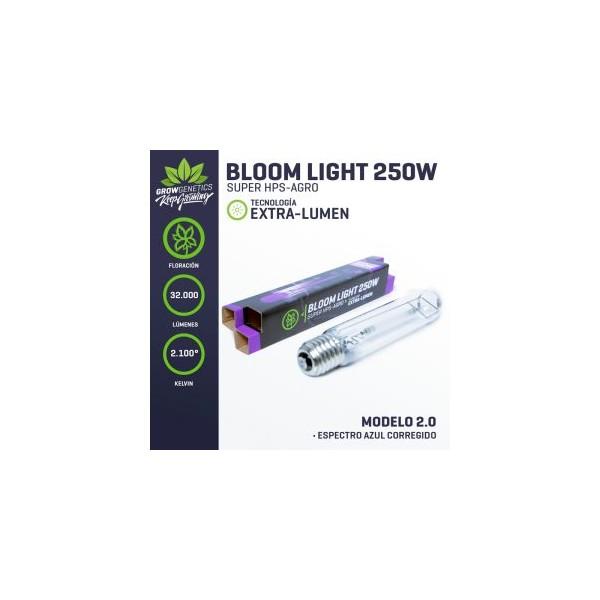 Ampolleta 250W SPH  Sodio Extra Lumen - Grow Genetics - 1