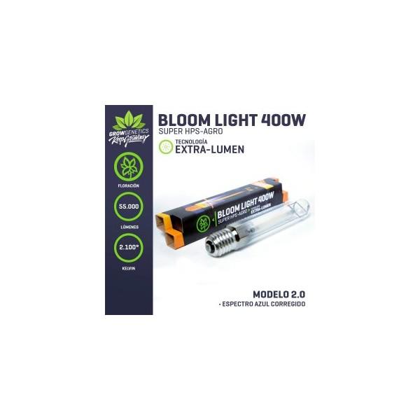 Ampolleta 400w SPH Extra Lumen - Grow Genetics - 1