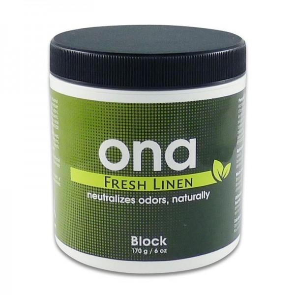 Block  Fresh Linen 170g - Ona - 2