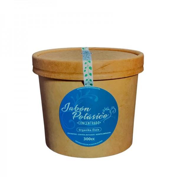 Jabón Potásico 300cc Envase Biodegradable Elaia - 1