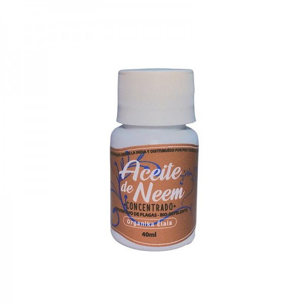 Aceite de Neem  (Concentrado) 40ml - Organika Élaia - 1