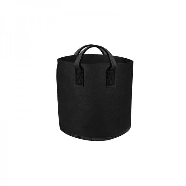 Maceta Textil 19L Negra - 1