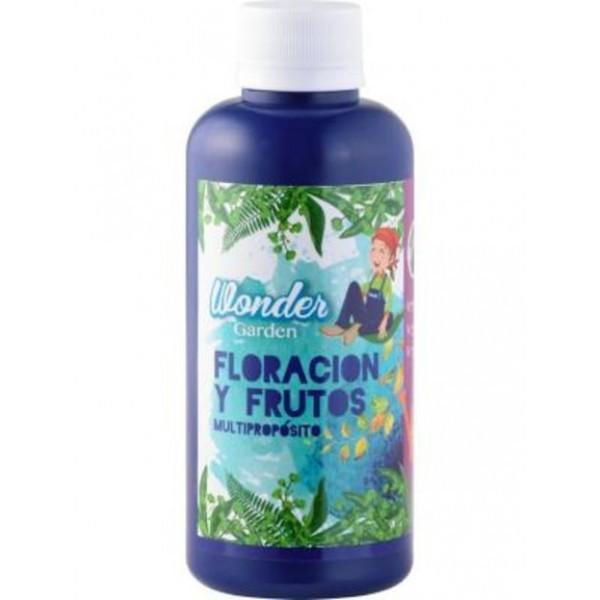 Floración y Frutos - Wonder Garden - 1