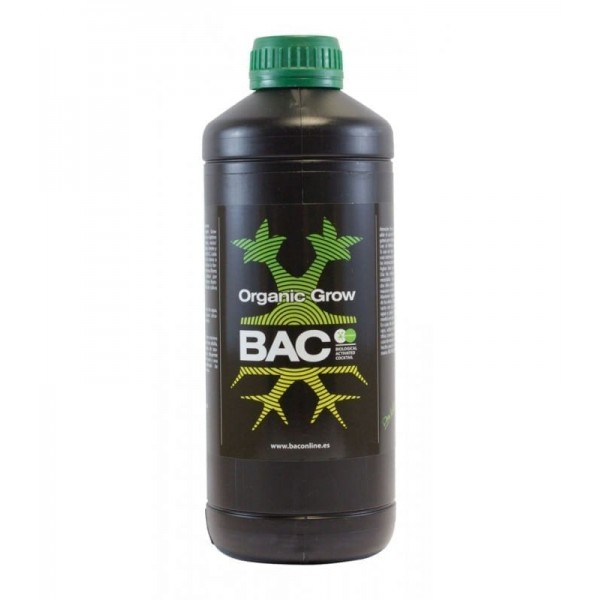 Organic Grow 500ml - BAC - 1