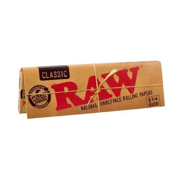 Papel de Enrolar 1 1/4 - RAW - 1