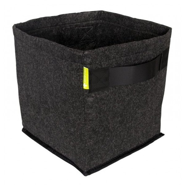 Maceta Textil 15L PROPOT Negra – Garden High Pro - 1