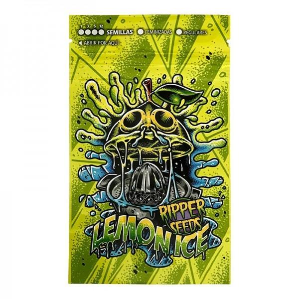 Lemon Ice (X3) - Ripper Seeds - 1