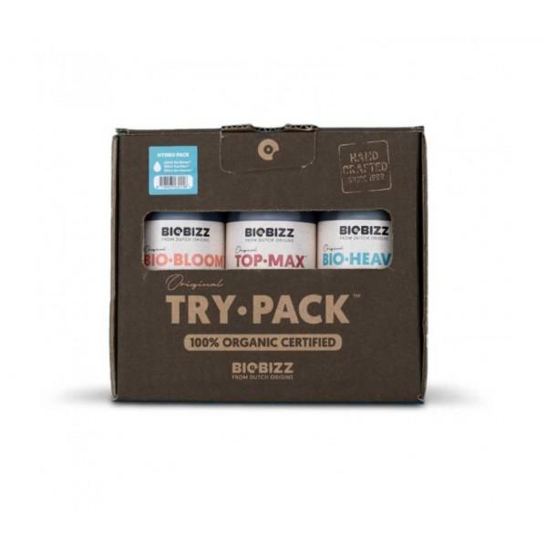 TryPack Hydro 750ml - Biobizz - 1