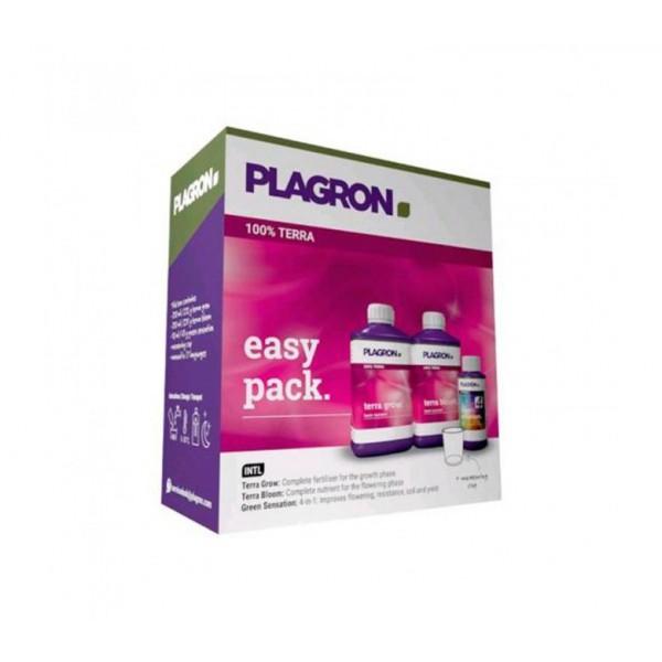 Easy Pack 100% Terra - Plagron - 1