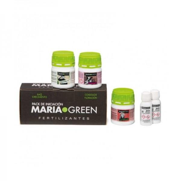 Pack De Iniciación 330ml - Maria Green - 1