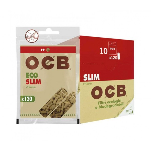 Filtro Slim Cañamo - OCB - 1