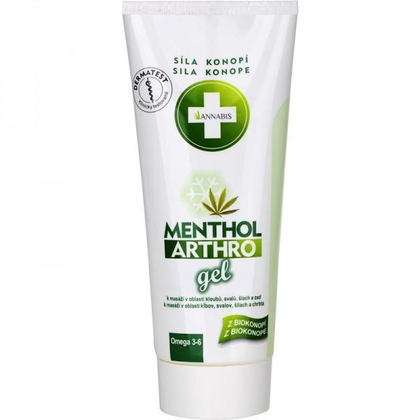 Menthol Arthro Gel 200 ml - Annabis - 1
