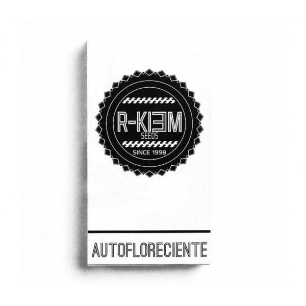 Dark Kush Auto (x3) - R-kiem Seeds - 1