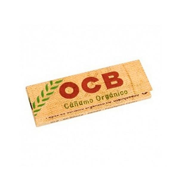 Papel Cañamo Orgánico 1 1/4 - OCB - 1
