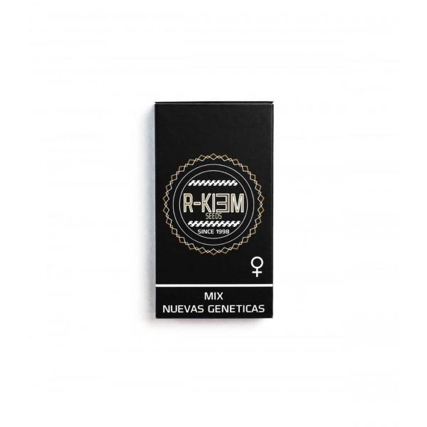 Mix Nuevas Geneticas (x6) - R-kiem Seeds - 1