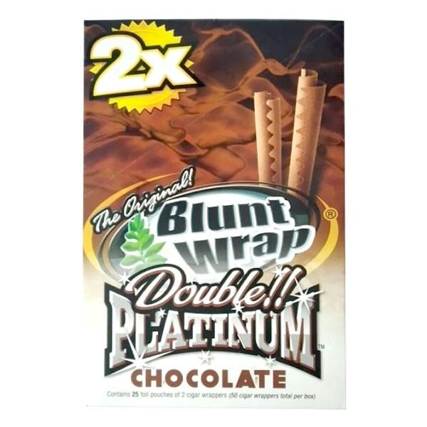 Blunt Wrap Chocolate - Platinum - 1
