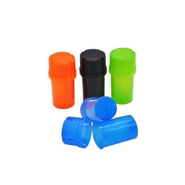 Contenedor Moledor Plástico colores - Tricomar - 1