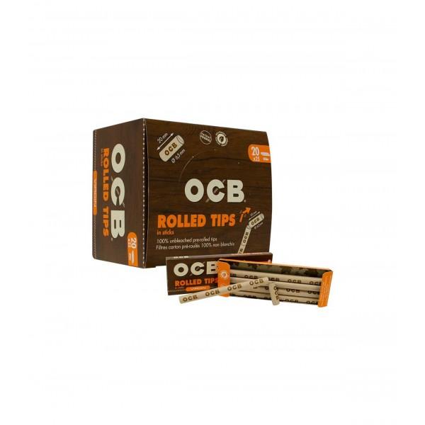 Boquillas Tipo Pre-enrolados - OCB - 1
