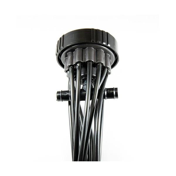 Gotero Medusa Topspin 12 salidas (16mm) - 1